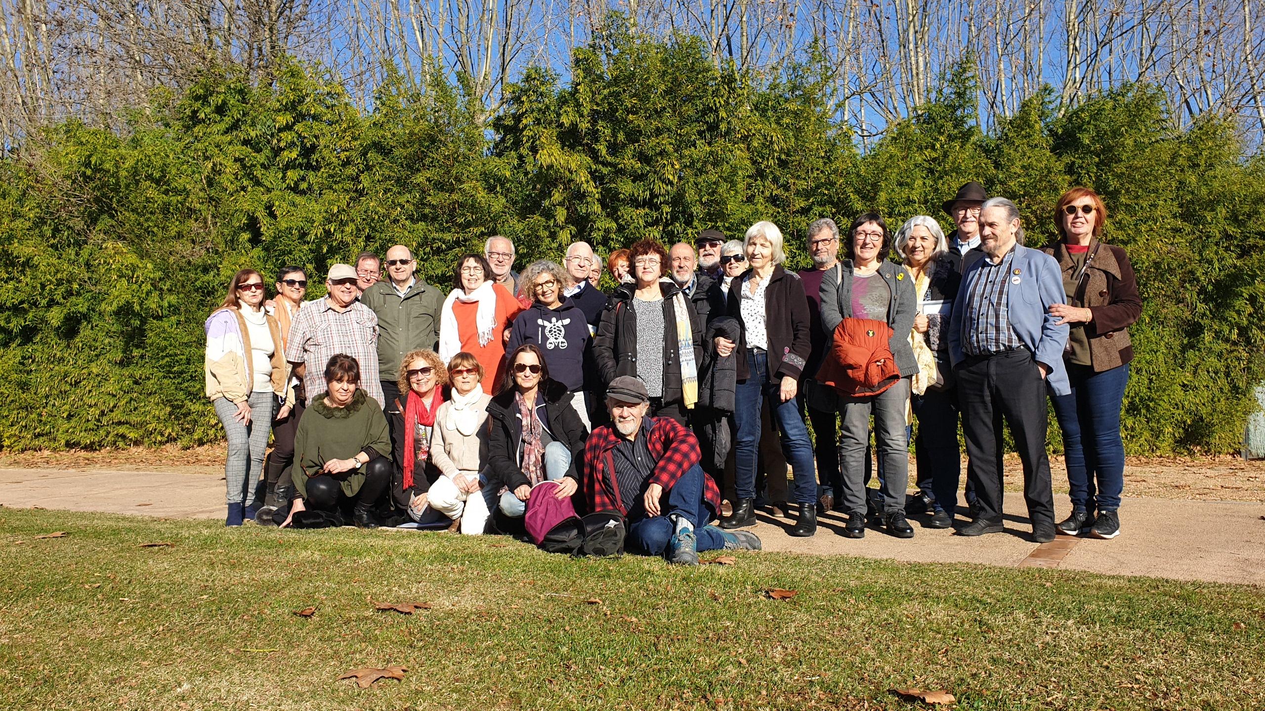 Foto grupo motor Walden XXI